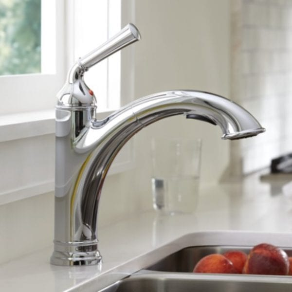 Pull-Out Spray Faucet