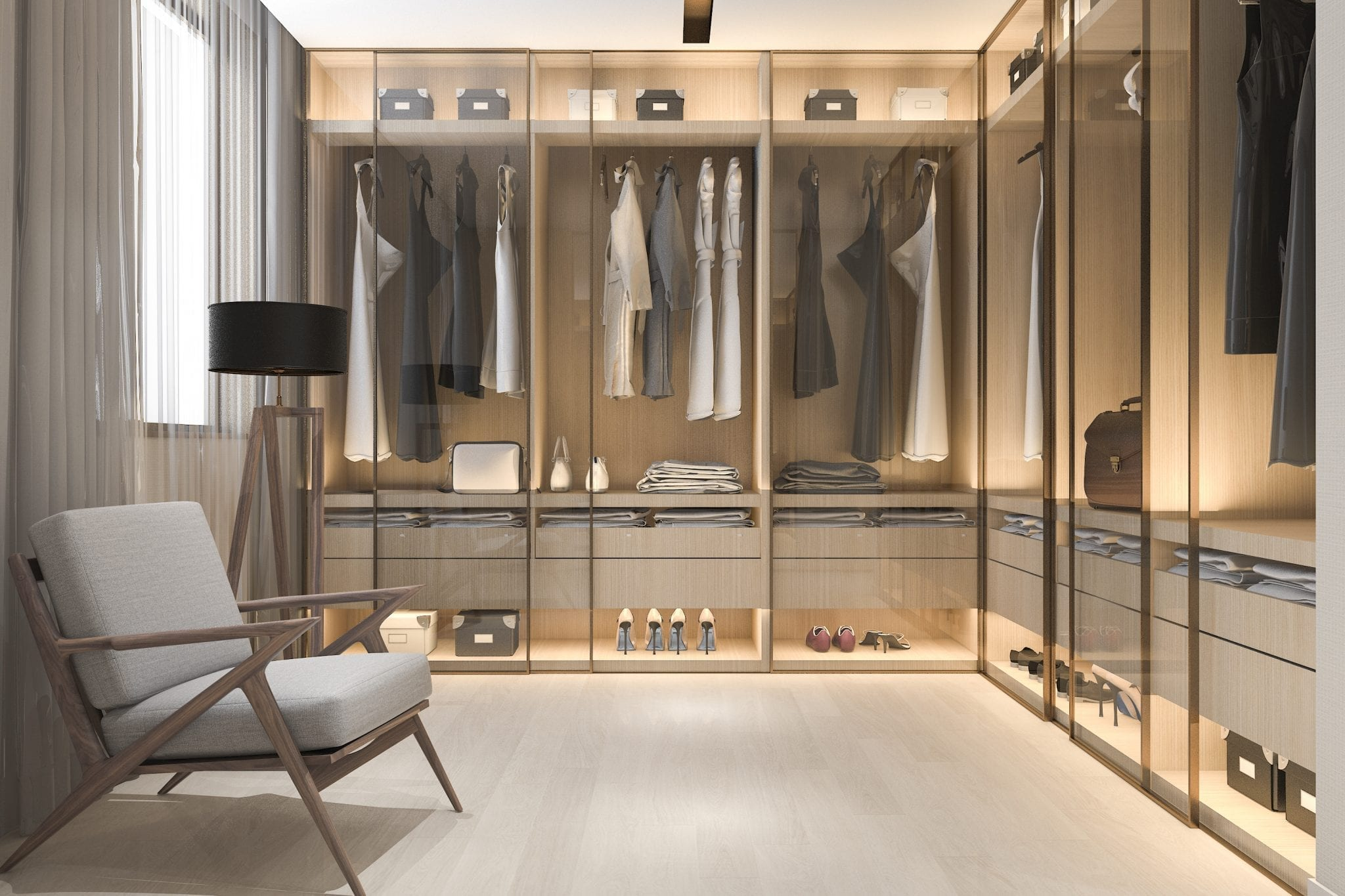 Sensational Office Closet Engrained Cabinetry Countertops Home Interior And Landscaping Dextoversignezvosmurscom